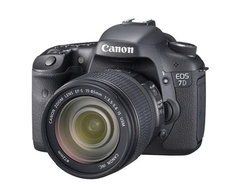 canon eos 7d hdslr and digital times