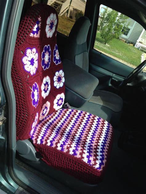 car seat slipcover pattern 25 best ideas about crochet car on pinterest crochet