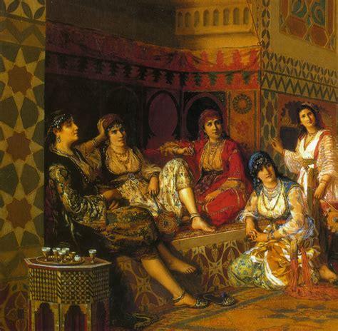The Ottoman Harem Bunchofrosesq8 شنو الحرملك