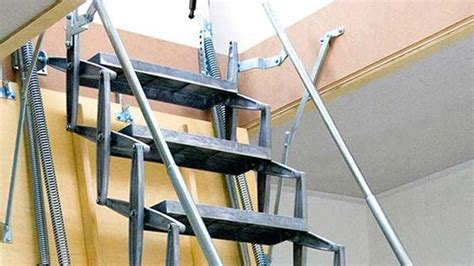 scale a scomparsa per soffitte scale retrattili a scomparsa un idea per soffitte e soppalchi
