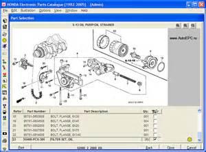 Parts Catalog Honda Epc Auto Electronic Parts Catalog