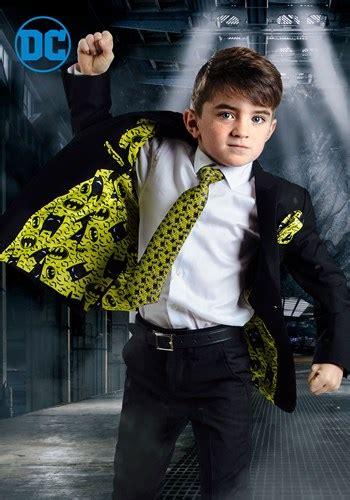 secret identity batman suit  boys