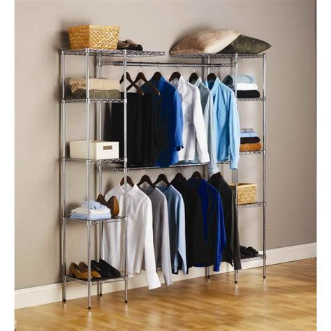 Closet Organizer by Storage The Most Affordable Diy Closet Organizer Closet