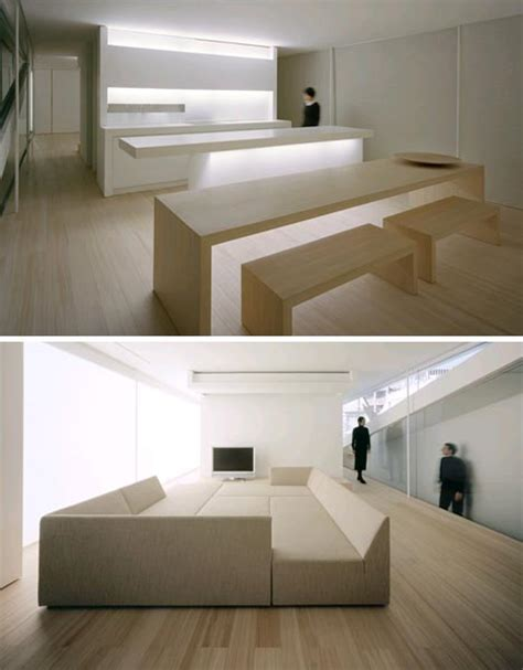 minimal furniture design minimalist house simple architecture interior design