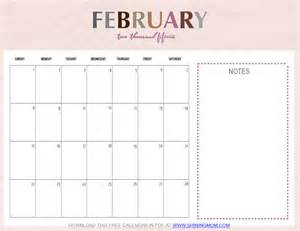 2015 Calendar Template February by Printable Calendar February 2015