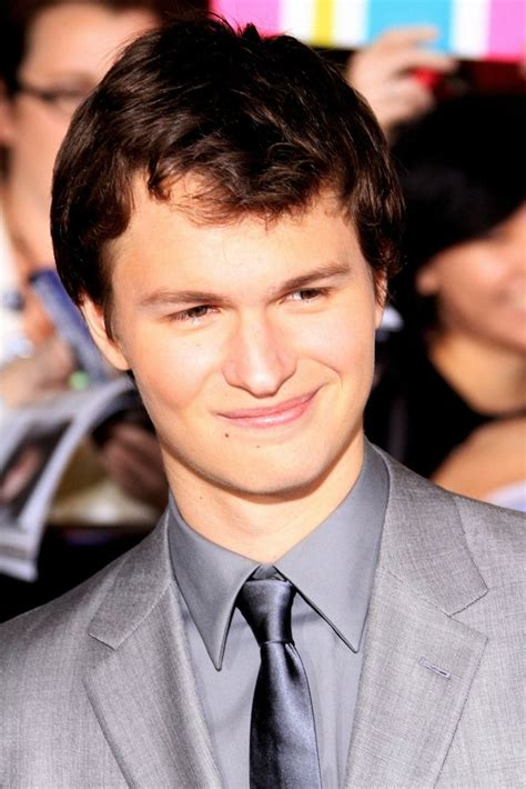 ansel elgort ansel elgort picture 28 premiere of summit entertainment