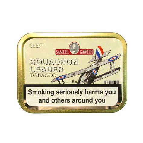 Samuel Gawith Squadron Leader samuel gawith squadron leader tobacco house