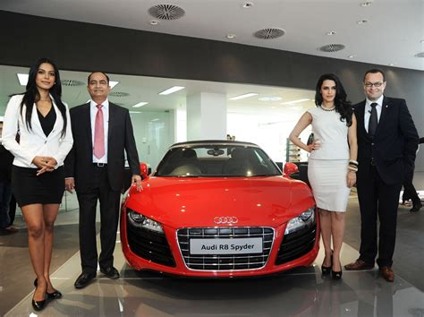 Audi India Factory by Audi Opens Largest Luxury Car Showroom In Ahmedabad