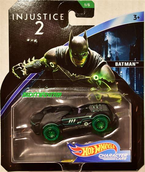 Wheels Superman Dc Series by Wheels 2018 Dc Comics Injustice 2 Batman Character