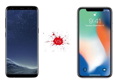 samsung galaxy s9 vs iphone x which is better dr fone