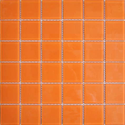 wholesale orange crystal glass mosaic tiles kitchen