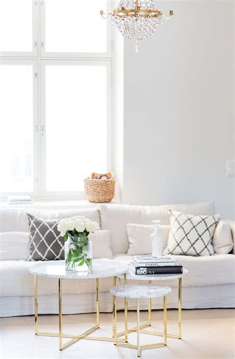 coffee table trends 2017 marble coffee tables another 2017 home decor trend