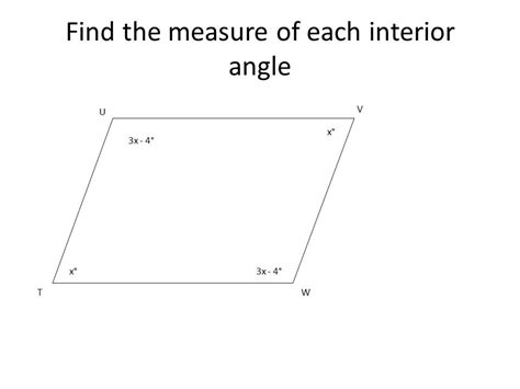 How To Find The Interior Angle Of A Hexagon by Polygons Sec 6 1 Sol G 10 Polygons Sec 6 1 Sol G Ppt