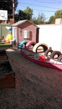 natural playground ideas backyard tractor tire on pinterest tire playground tire pond and tyre garden