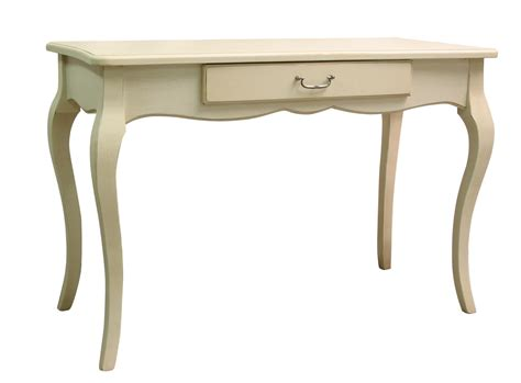 writing desk white provincial desk by