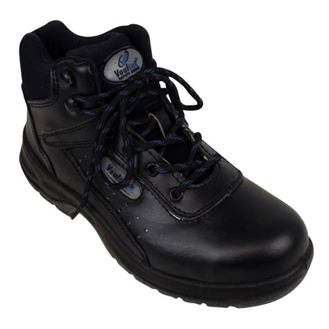 mens leather combat tactical safety shoes ankle boots