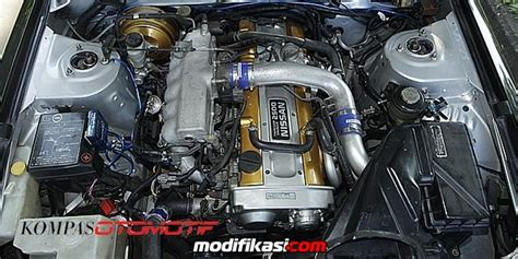 Mesin Rb25det nissan skyline berbaju laurel