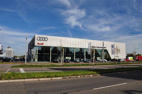 Hahn Audi Ludwigsburg neubau hahn automobile ludwigsburg