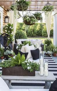 themed patio decor outdoor decor 13 amazing curtain ideas for porch and