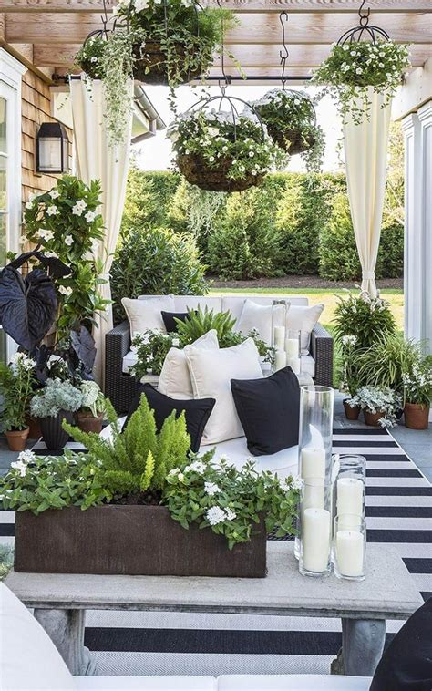 patio decor ideas outdoor decor 13 amazing curtain ideas for porch and patios style motivation