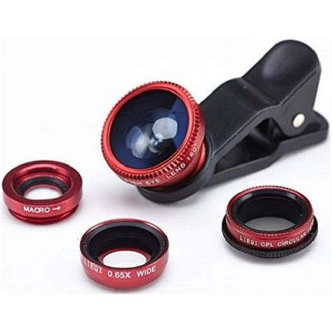 Lensa Fish Eye 3 In 1 Universal Hp Fish Eye Wide Mi universal clip fish eye lens price in pakistan at symbios pk