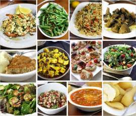 40 mouthwatering mediterranean and asian recipes for