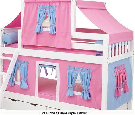 Top Bunk Bed Tent Stock Usually Ships In 3 To 5 Business Days