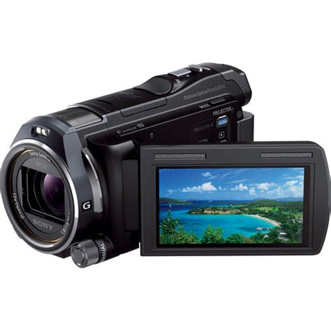 Handycam Sony Plus Proyektor sony hdrpj650vb 32gb hd handycam camcorder with projector