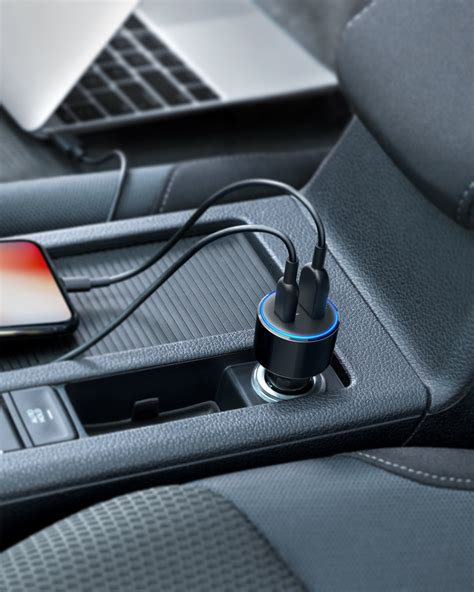 anker car charger anker usb c car charger
