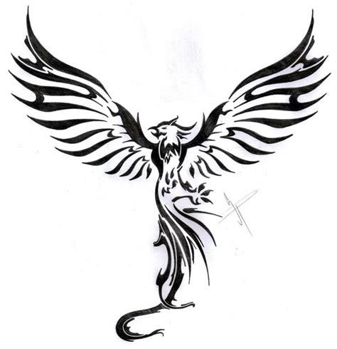 phoenix tattoo vorlagen kostenlos phoenix rising by deviantbydesign on deviantart