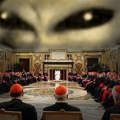 imagenes no tan ocultas del vaticano los extraterrestres y sus conexiones secretas con el