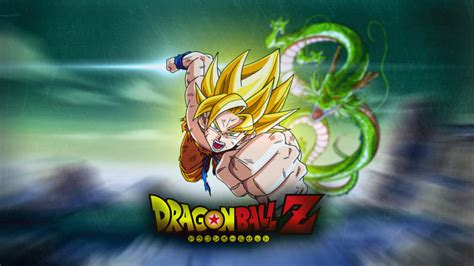 dragon ball wallpaper deviantart dragon ball z wallpaper by squiddytron on deviantart