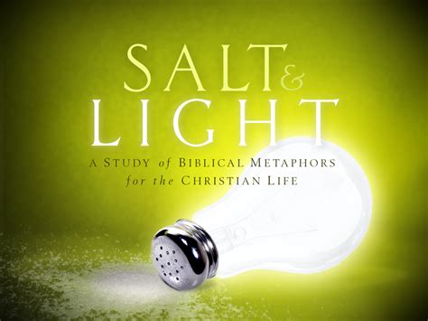 Salt And Light by Salt And Light Ministry127