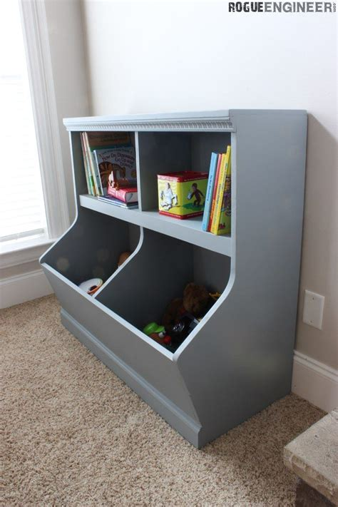 bookcase  toy storage baby child diy plans diy toy storage diy furniture toy storage