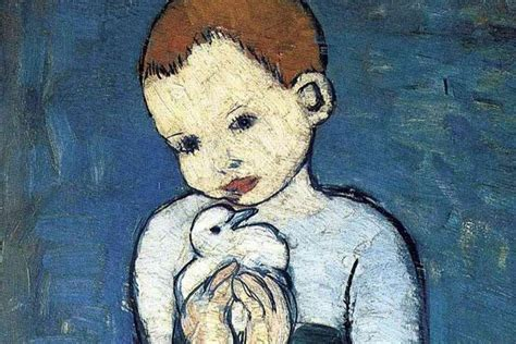 picasso paintings and child 15 best images about grandes maestros de las artes