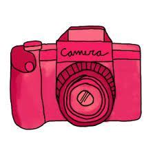 tumblr, cameras and what type on pinterest