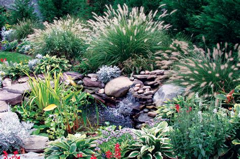 Gardening Articles Designing With Ornamental Grasses State By State