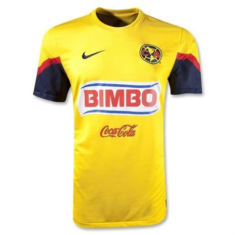 T Shirt Evolution Futsal club america 12 13 jersey de futbol local