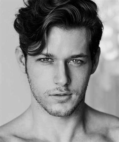 wave hair style for guys 25 wavy hairstyles men mens hairstyles 2018