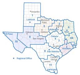 Tx Is In What County Counties And Regions