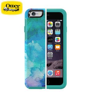 Otterbox Symmetry Series For Iphone 6 Floral Pond otterbox symmetry iphone 6 floral pond