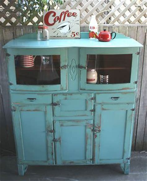 Vintage Kitchen Buffet Cabinet Rustic Vintage Kitchen Dresser Hutch Buffet Sideboard