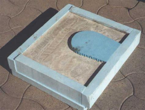 beton gießformen selber herstellen formen beton gie 223 en mischungsverh 228 ltnis zement