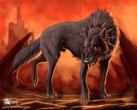 hound of hell 1000 ideas about hellhound on deviantart underworld and mythology