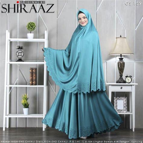 Supplier Baju Ivory Dress N2 supplier baju muslim terbaru