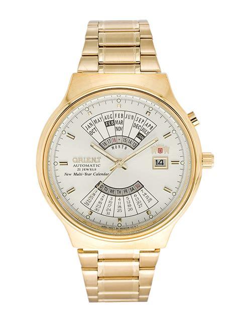 Orient Multi Year Calendar zegarek orient multi year calendar feu00008cw w