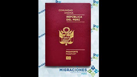 asi lucen los nuevos pasaportes biometricos fotos