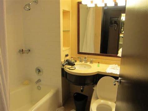 super small bathrooms super small bathroom picture of sheraton universal hotel los angeles tripadvisor