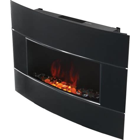 Bionaire Electric Fireplace Heater bionaire bef6500 electric fireplace heater wall mount