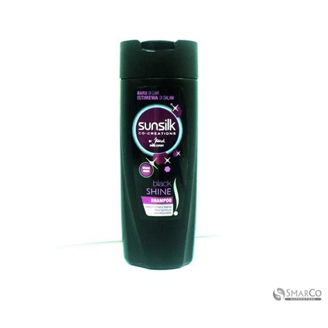 Harga Sunsilk Black Shine Conditioner detil produk sunsilk shp black shine 70 ml 8999999048174